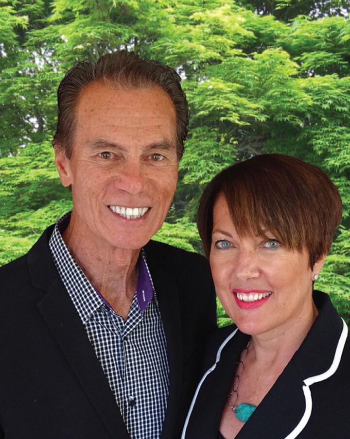 John and Gizelle Sipin, Realtors in Santa Cruz, Sereno Group