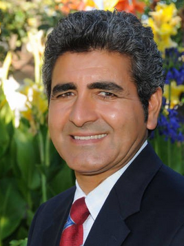 Sam Golkar,  in Cupertino, Intero Real Estate
