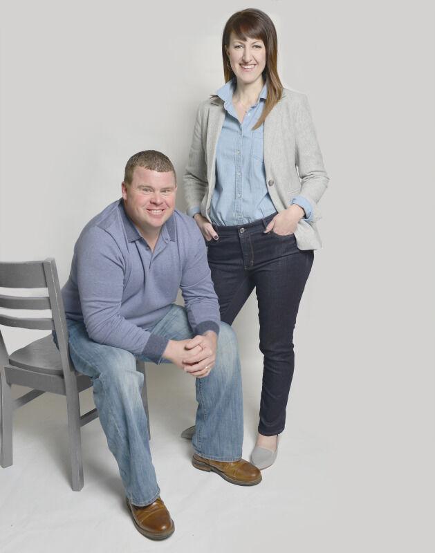 Kellie and Adam Shane
